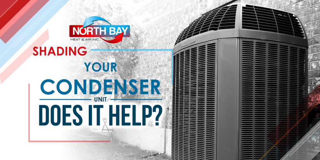 Shading Your Condenser Unit – Does It Help?