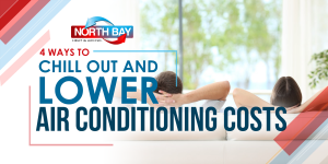 4 Ways to Chill Out and Lower Air Conditioning Cost