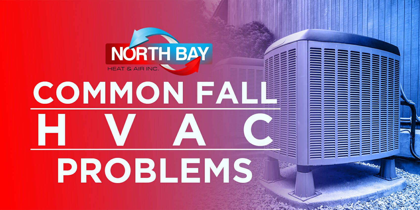 Common Fall HVAC Problems