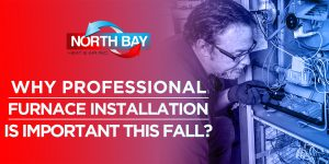 Why Professional Furnace Installation is Important This Fall?