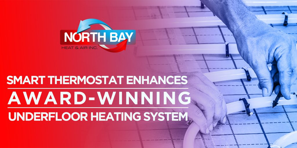 Smart Thermostat Enhances Award-Winning Underfloor Heating System