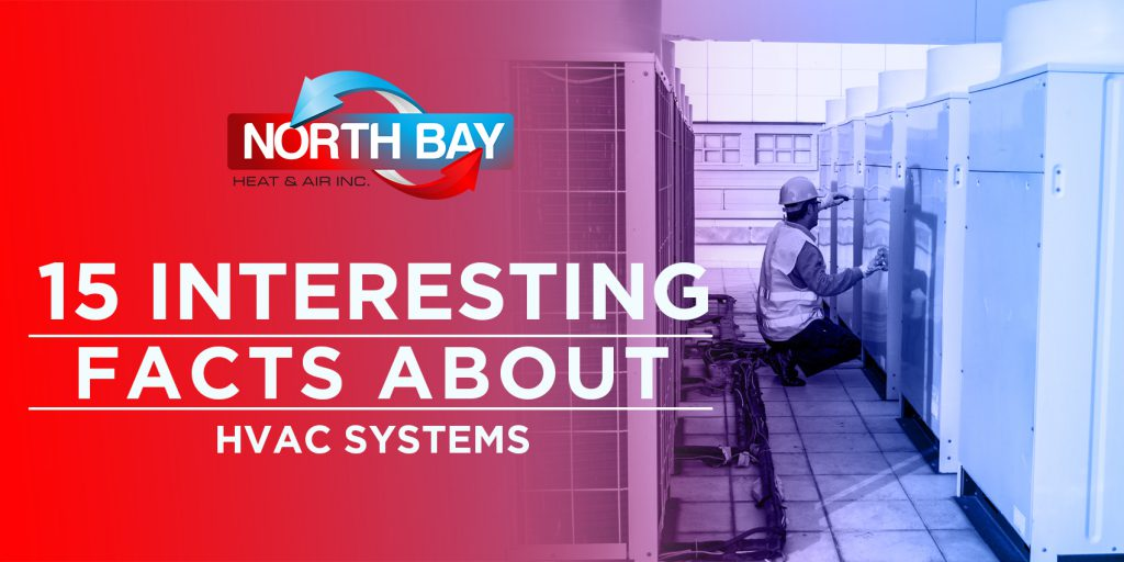 15 Interesting Facts about HVAC Systems