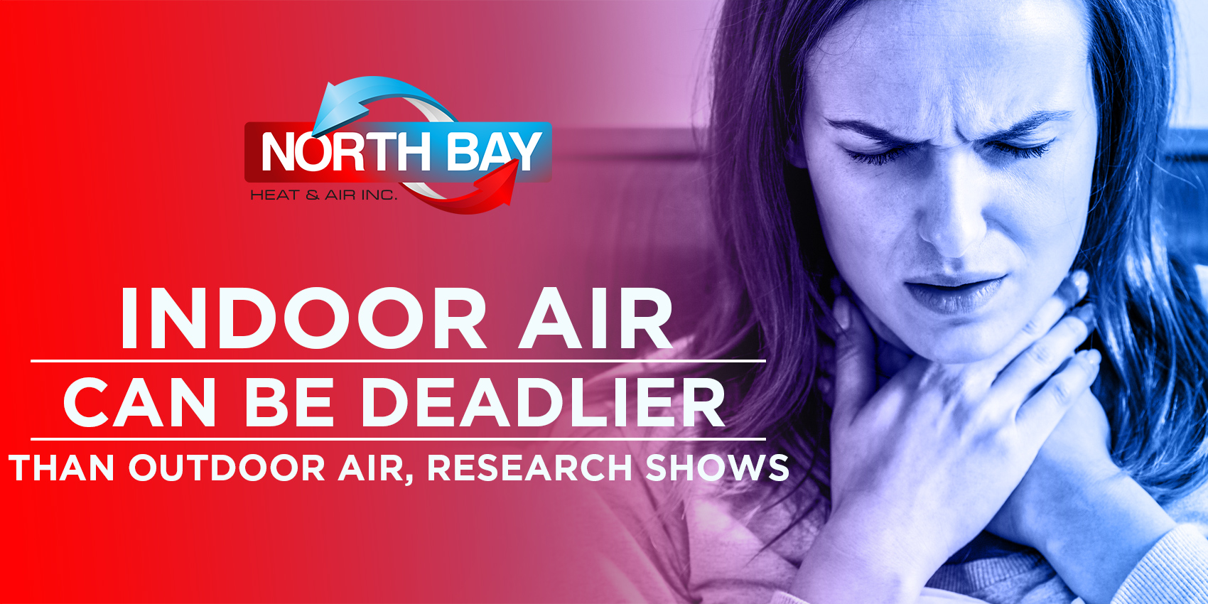 Indoor Air Can Be Deadlier Than Outdoor Air, Research Shows
