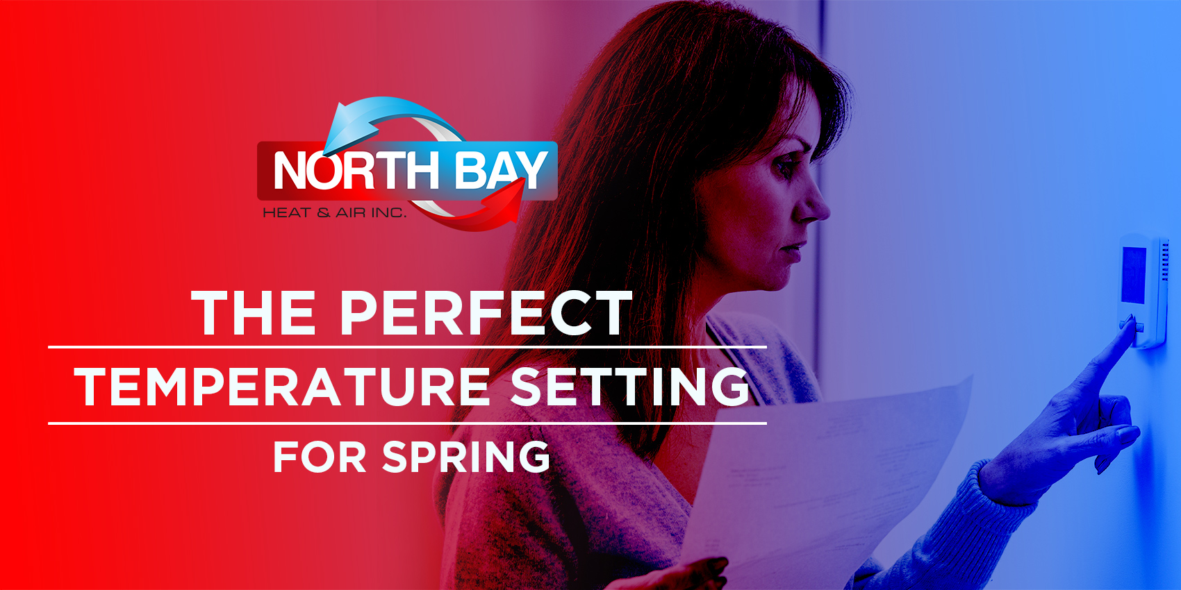 The Perfect Temperature Setting For Spring