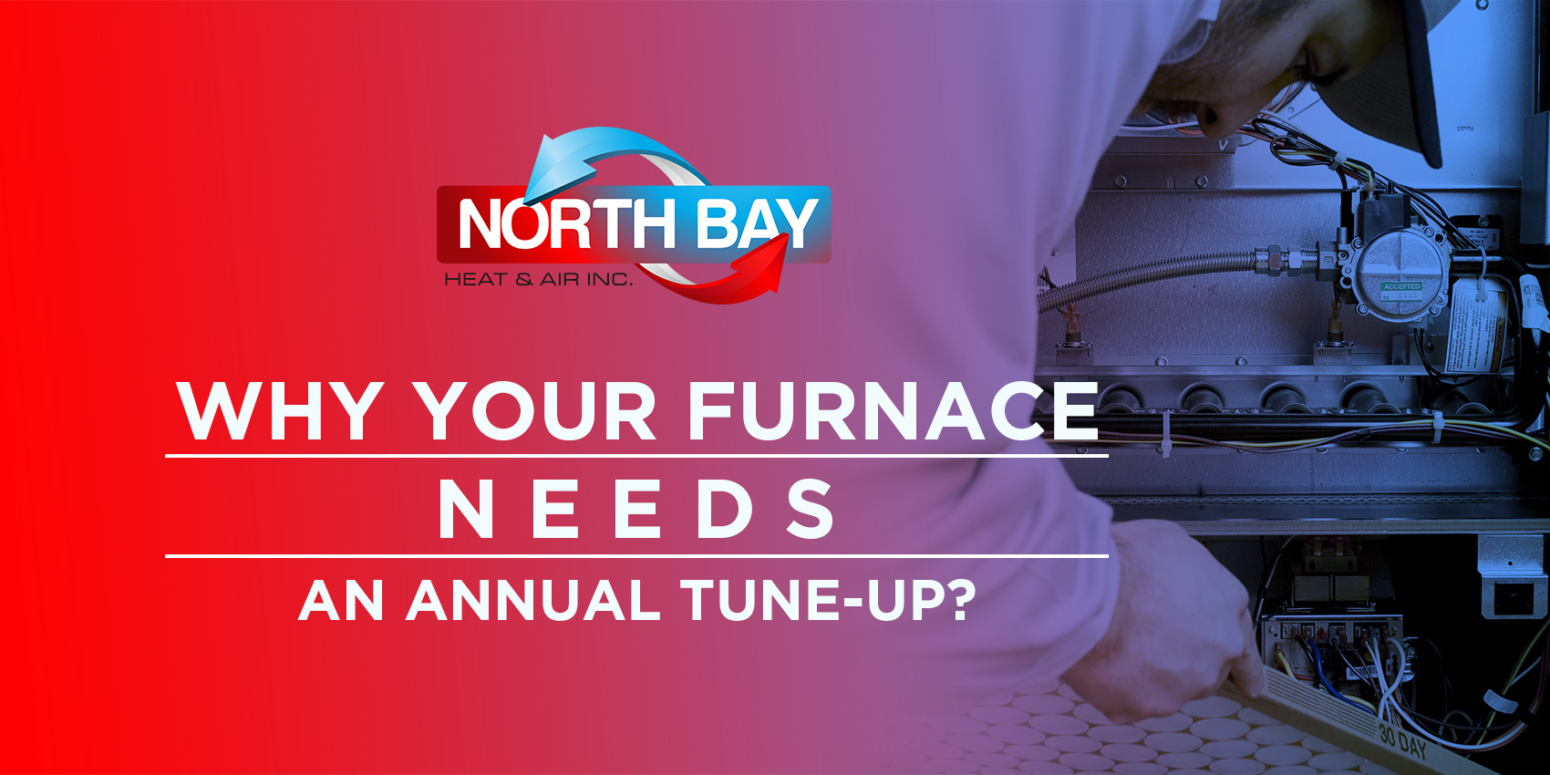 Why Your Furnace Needs An Annual Tune-Up?