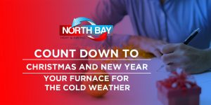 Count Down to Christmas and New Year with These 5 HVAC Tips