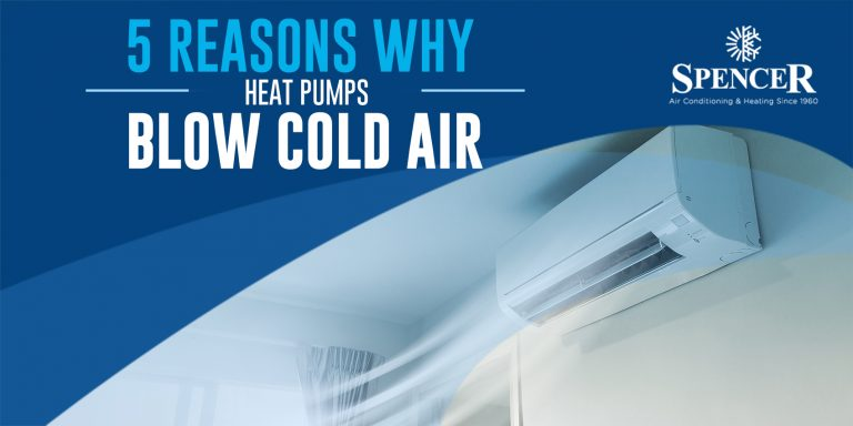 5 Reasons Why Heat Pumps Blow Cold Air