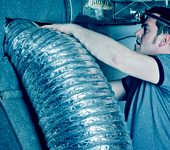 duct cleaning/repair
