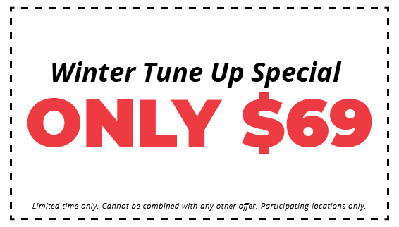 $69 Winter Tune Up Special Coupon