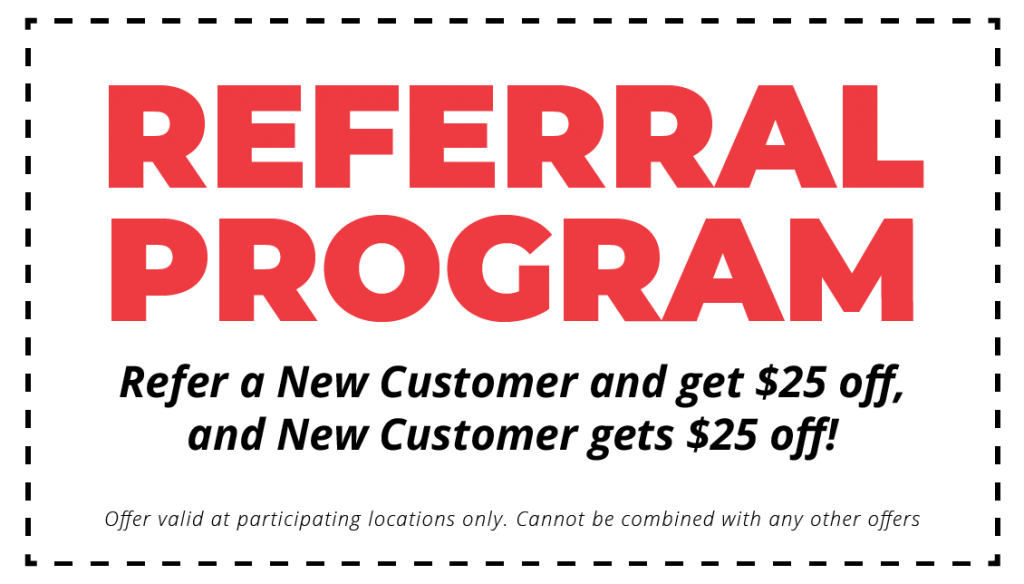 Referral Program Coupon