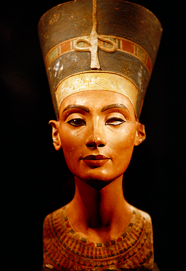 Bust of an Egyptian Queen