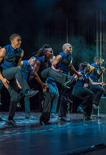 Five Days With Step Afrika