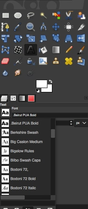 5 Minute Logos With GIMP