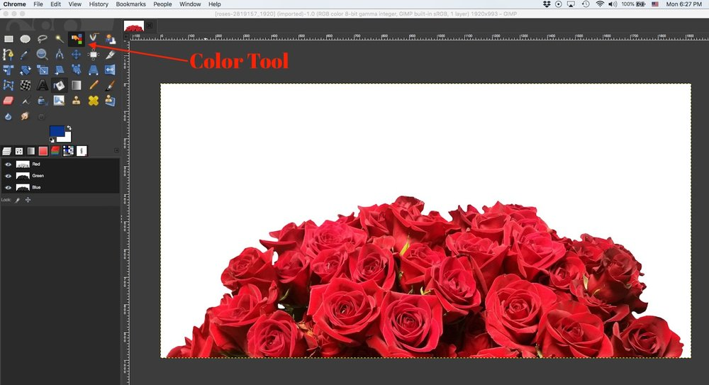 5 Ways To Remove Backgrounds Using GIMP