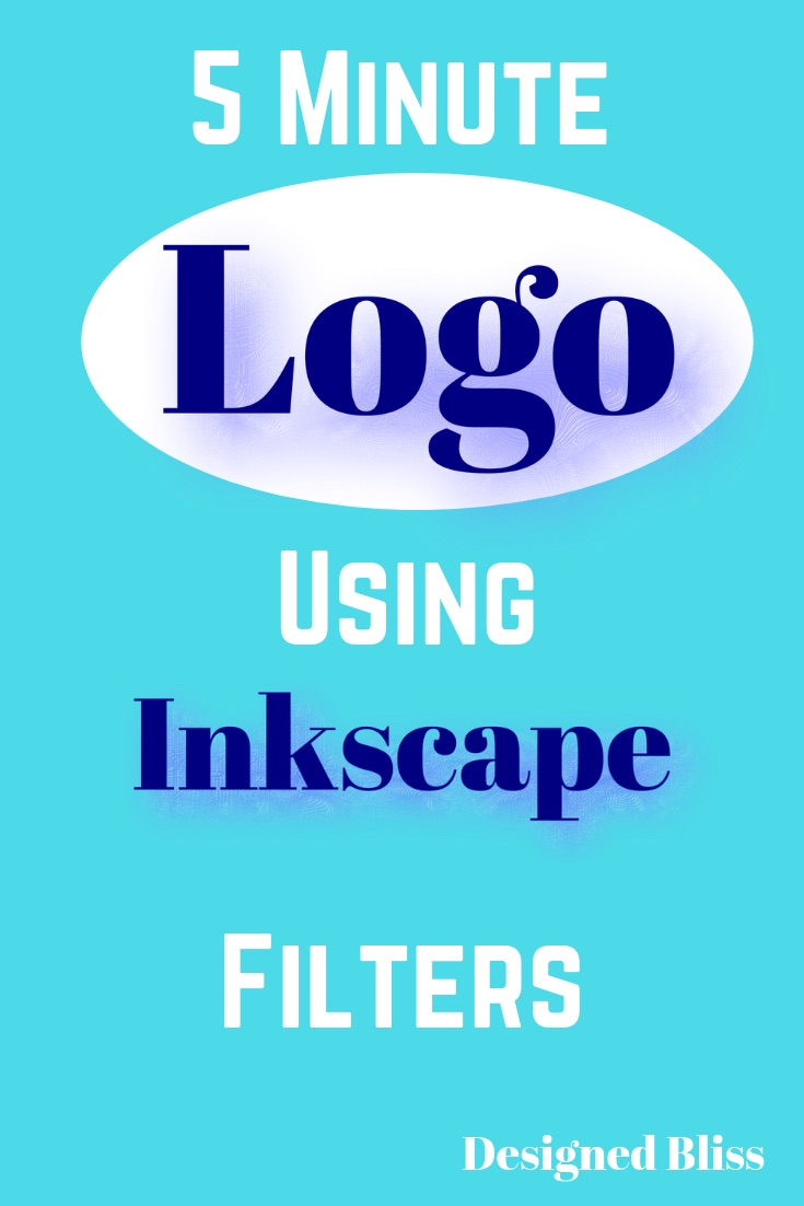 5 minute inkscape logo