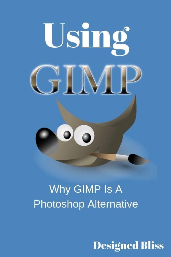 gimp photoshop alternative