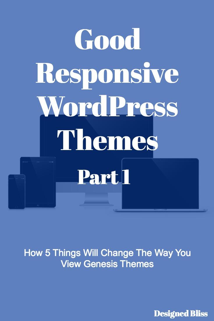 wordpress theme reivew- studiopress-genesis