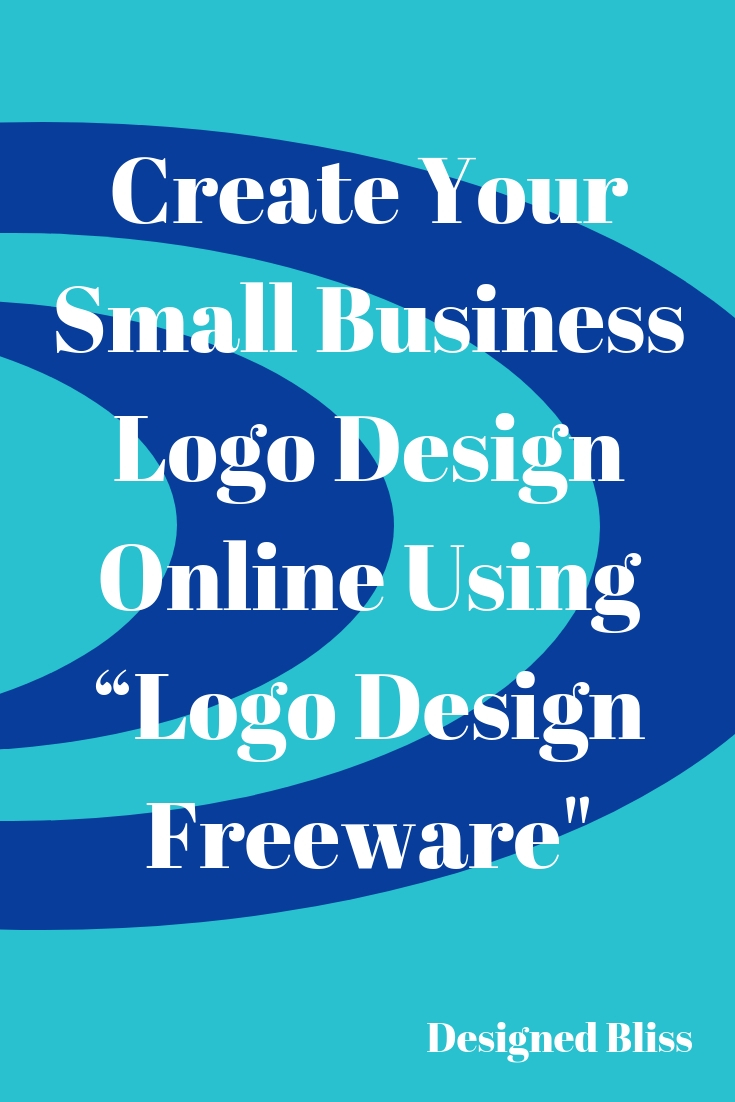 Logo Design Freeware- Creating a Small Business Logo Yourself Online For Free
