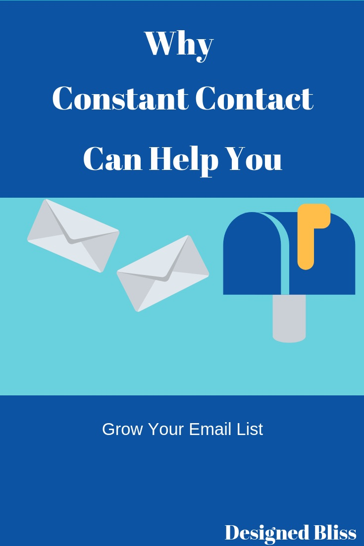 Why Constant Contact Can Help You Grow Your Email List