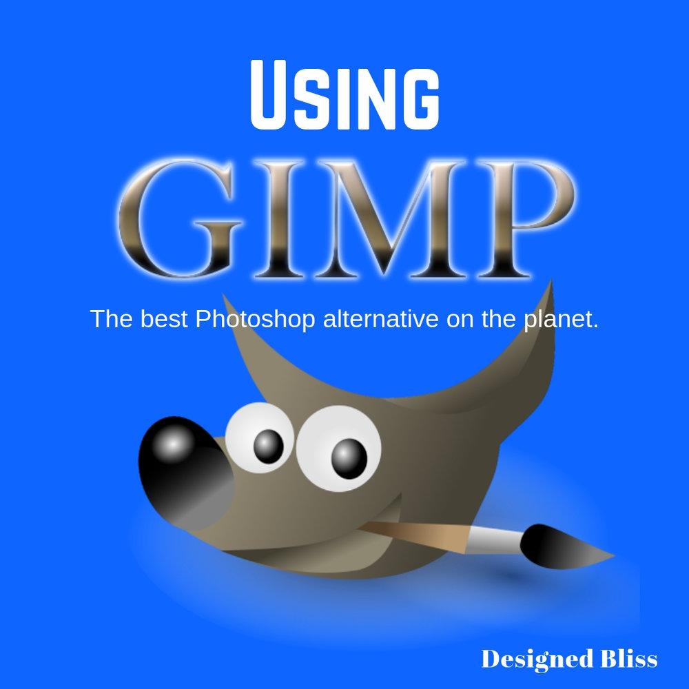 photo shop alternative gimp