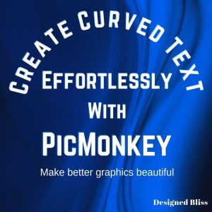 Word Circles - Curved Text Around Circles - PicMonkey