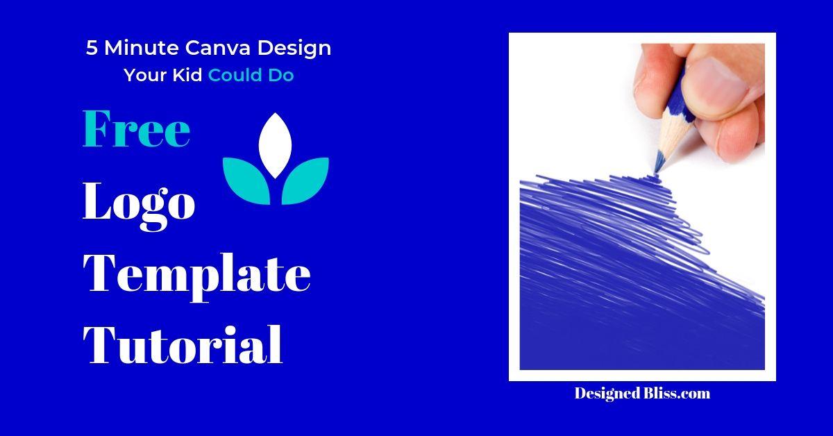 how to make a logo for free- Canva-logo-tutorial