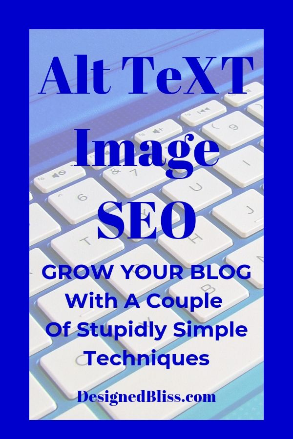 add alt text to images for better seo