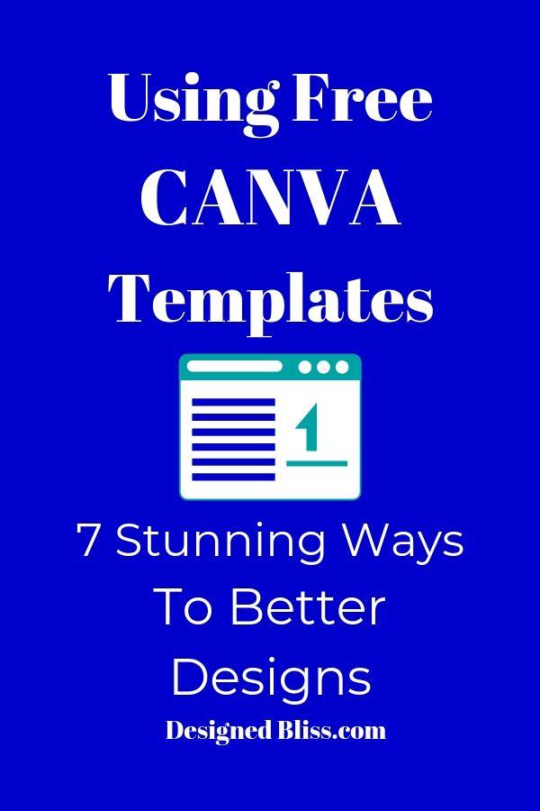 Free Canva Templates