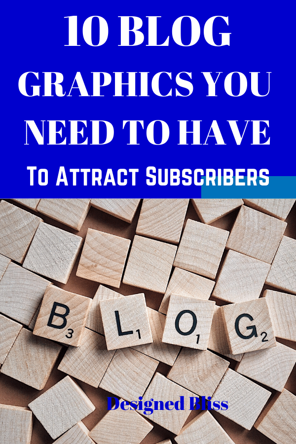 Ten Blog Design Graphics You Need To Have