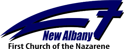 New Albany First Church of the Nazarene Retina Logo