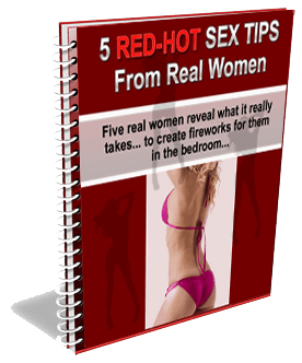 5 Red-Hot Sex Tips From Real Women
