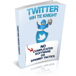 Twitter White Knight