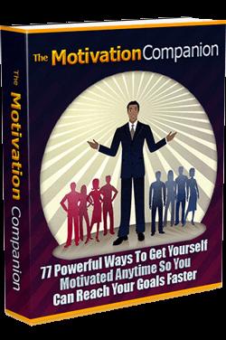 The Motivation Companion