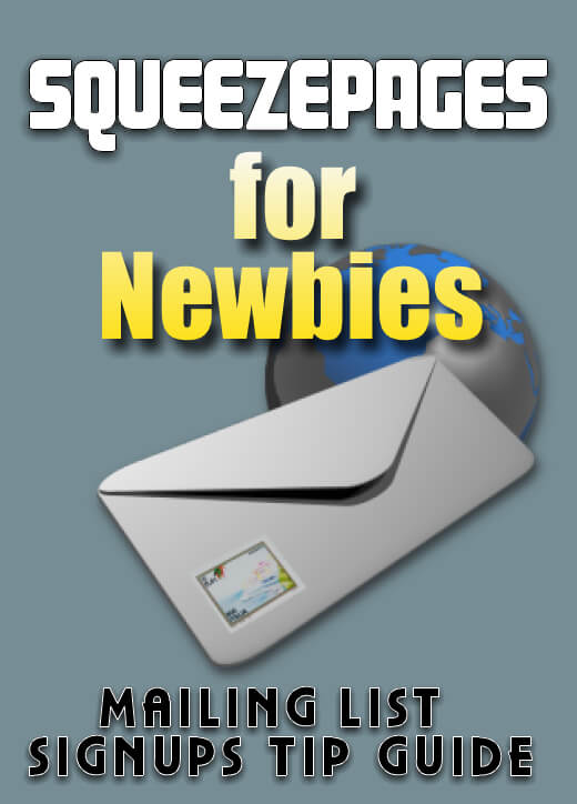 Squeeze pages for Newbies