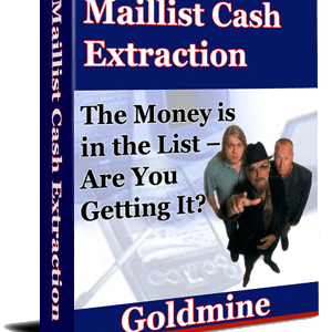 Mail List Cash Extration