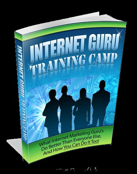 Internet Guru Training Camp
