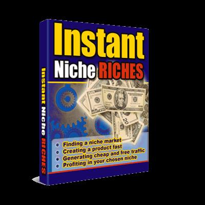 Instant Niche Riches