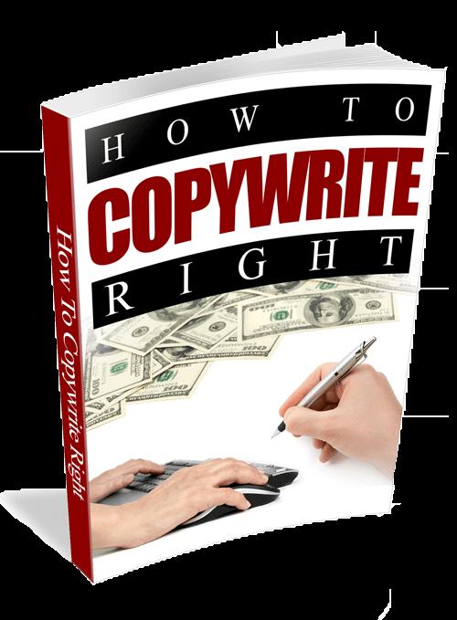 How to Copywrite Right
