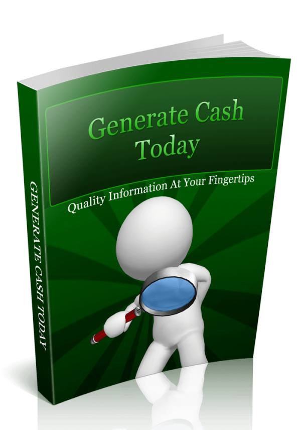 Generate Cash Today
