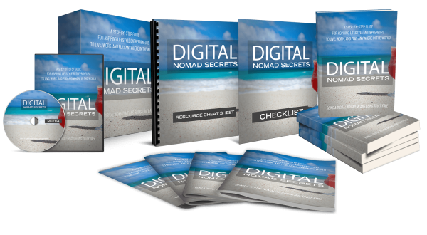 Digital Nomad Secrets Bundle