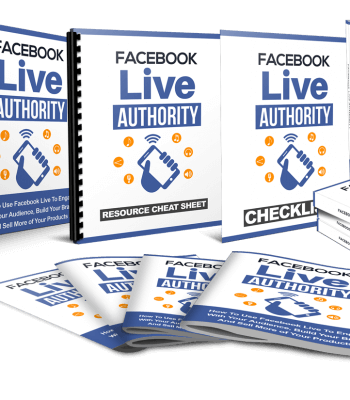 Facebook Live Authority Bundle