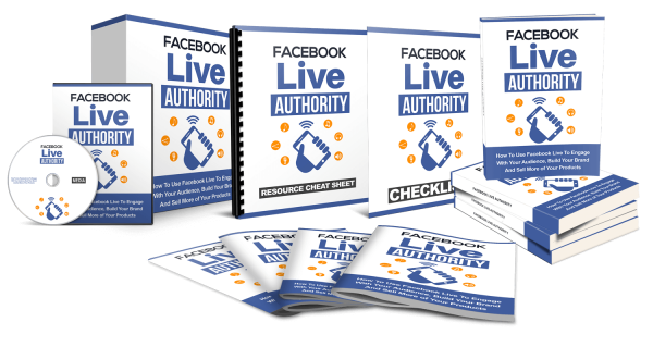 Facebook Live Authority Bundle