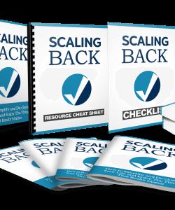 Scaling Back Bundle
