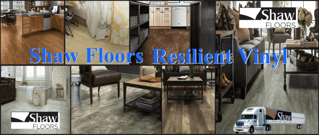 Shaw Floors Resilient Vinyl Flooring