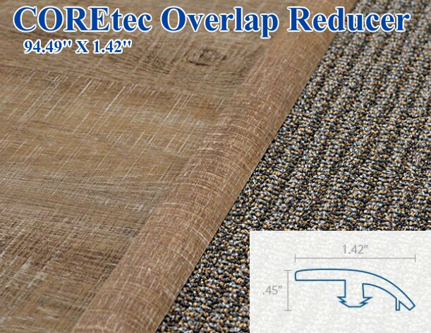 COREtec Overlap Reducer
