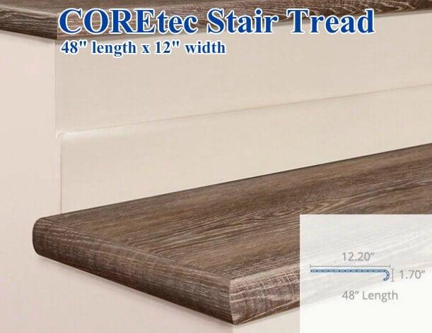 COREtec Stair Tread