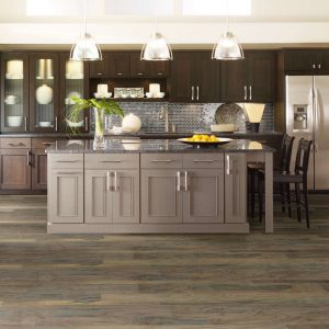 Shaw Floors Hardwood Landmark Mixed Width Walnut