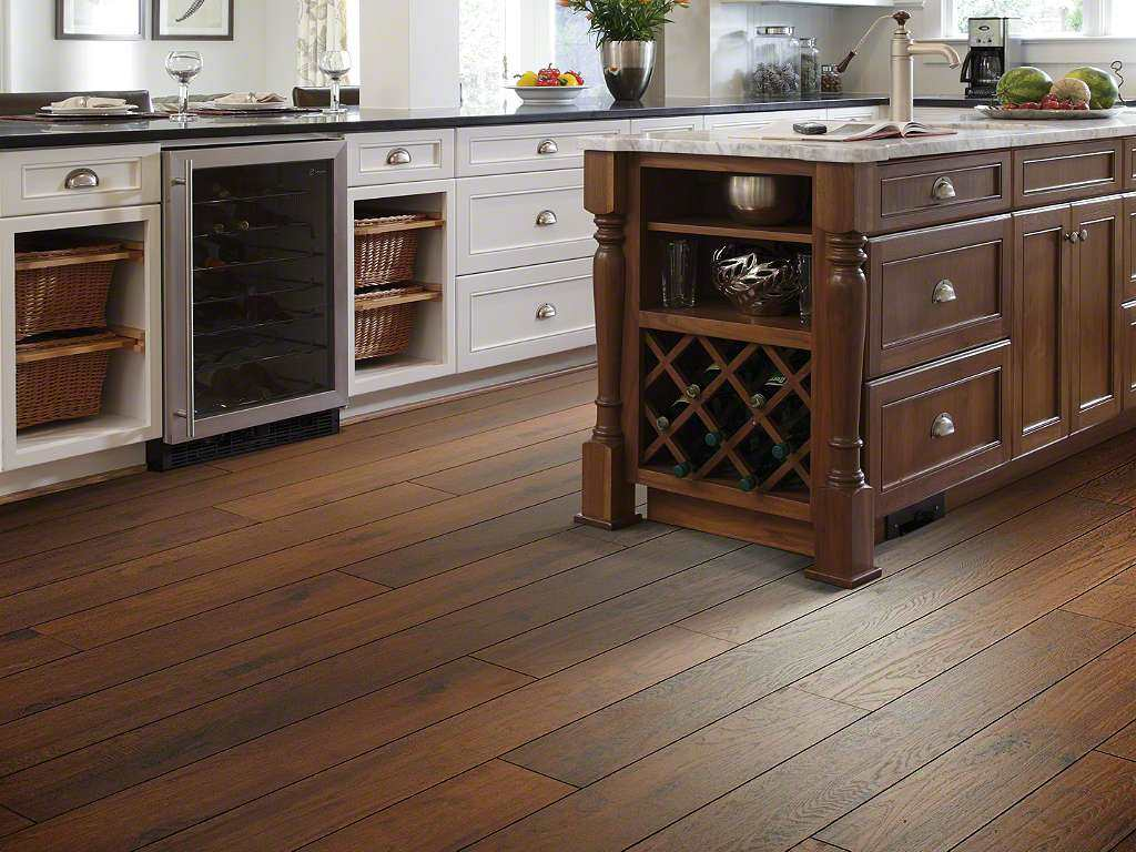 Shaw Floors Laminate Riverdale Hickory
