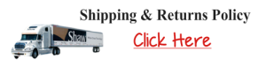 Shipping & Returns Policy