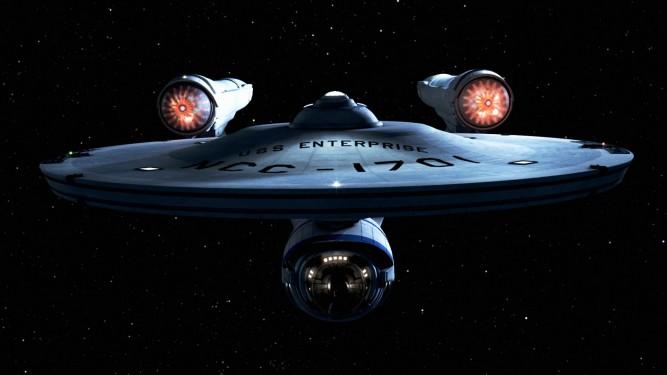 uss enterprise star trek